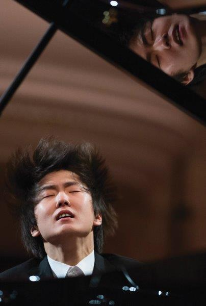 Seong-Jin Cho 2 credit Bartek Sadowski ©Fryderyk Chopin Institute
