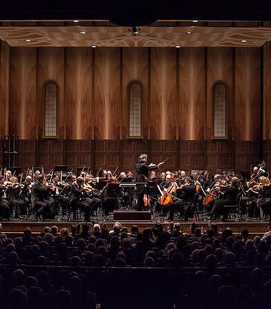 CAMA Santa Barbara - Orchestre Symphonique de Montréal  3/24/16 Granada Theatre