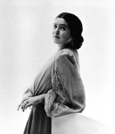 Lotte Lehmann, soprano