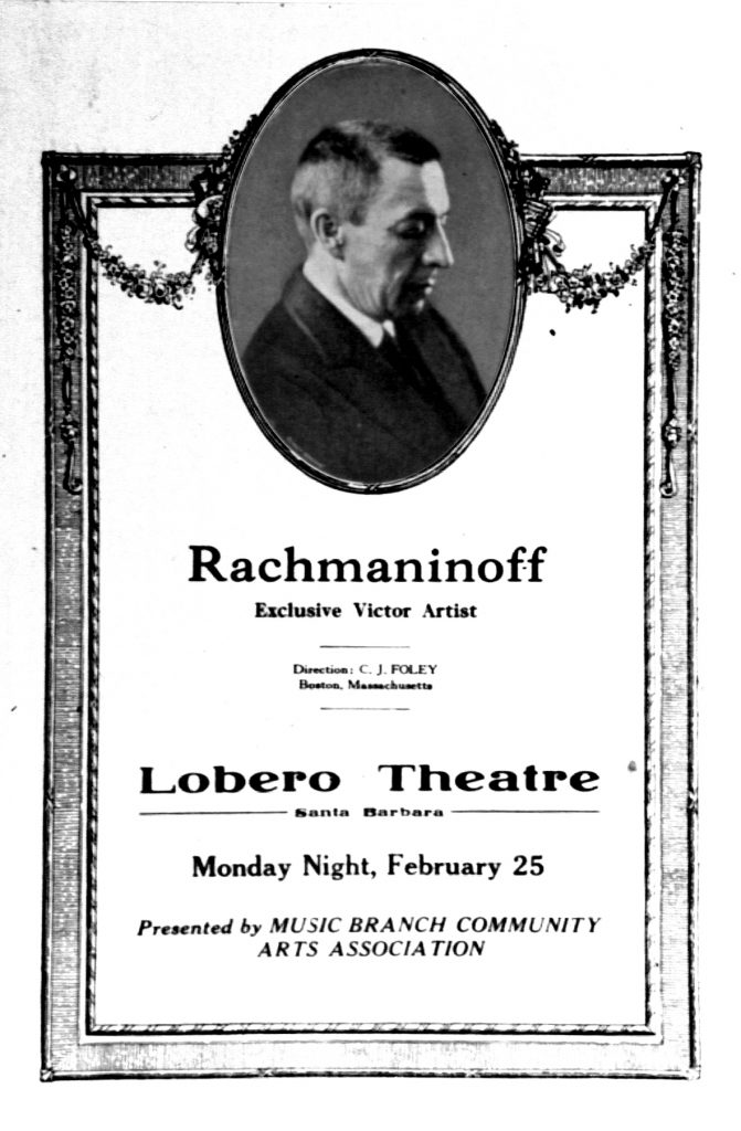 rachmaninoff program#2B10CB