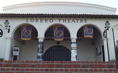 The Lobero Theatre